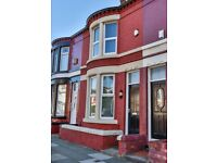 Rathbone Road L15 - High quality double rooms available in a fully refurbished house