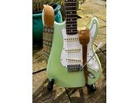 Upgraded Squier Stratocaster