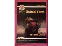 GCSE Animal Farm- The Text Guide, Textbook/Revision Guide, CGP, English
