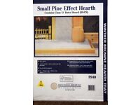 Small Pine Effect HearthTray - WINTHER BROWNE