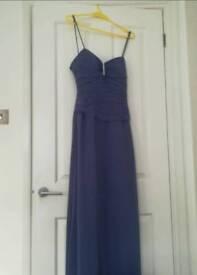 Size 14 evening dress