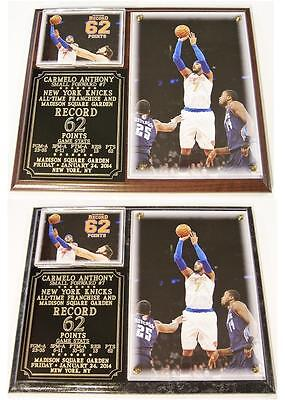 Carmelo Anthony #7 New York Knicks Franchise Record 62 Points Photo (Carmelo Anthony Photo)