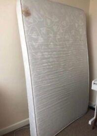 orthopaedic mattress widths 120 cm (used)