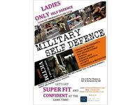 Ladies Only Self Defence class