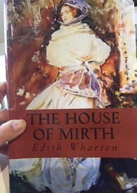 The House of Mirth by Edith Wharton - Good Classical read! (Free pen)