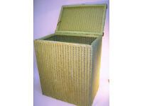 Collectable Vintage Lusty Lloyd Loom Linen Basket (WH_0384)