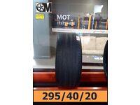 295 40 20 Pirelli Pzenro 106Y