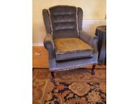Selection of Armchairs / Wingchairs
