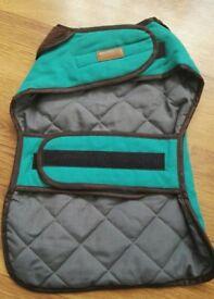 Doodlebone dog jacket medium new