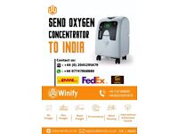 Oxygen Concentrators to India