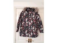 Womans Winter Coat Size 14 bnwt