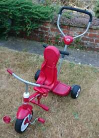 Radio Flyer 4 in 1 Stroller Trike