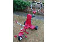 Radio Flyer 4 in 1 Stroller Trike