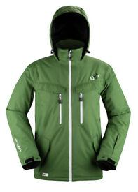 Brand new Mens Urban Beach Tundra Ski Jacket, size large.