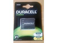 DURACELL DR9664 Lithium-ion Rechargeable Camera Battery Olympus Li-40B, Li-42B, Nikon EN-EL10