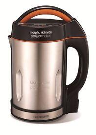 Morphy Richards 48822 Soup Maker - 1000W - 1.6 litre