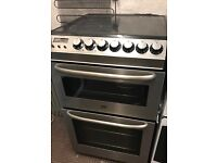 ZANUUSSI STAINLESS STEEL COOKER (60cm wide)