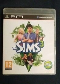 Sims 3 (PlayStation 3)