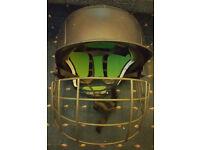 Puma Ballistic Cricket Helmet