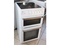 6 MONTHS WARRANTY Flavel 50cm, fan assisted electric cooker FREE DELIVERY
