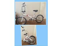 cheaper price folding bike