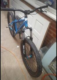 Dmr reptoid jump bike