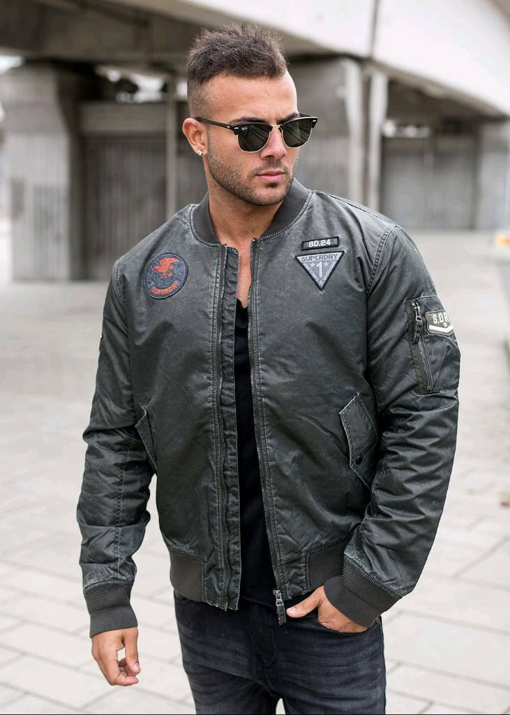 3ef63ac03 Superdry limited edition bomber jacket | in Wallsend, Tyne and Wear |  Gumtree