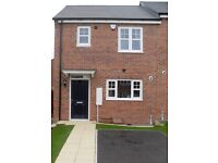 ( EXCHANGE WANTED TO MANCHESTER ) 2 Bed New Build House in Sunderland Tyne And Wear