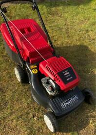 Mountfield Petrol Self Propelled lawnmower fully serviced Briggs & Stratton engine easy start mower
