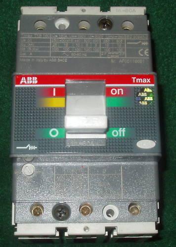 Applied Materials AMAT Circuit Breaker, 0680-00608