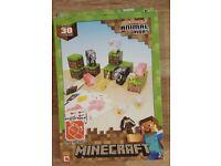 Minecraft Animal Mobs Paper Craft - Brand New!