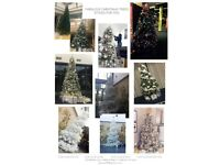 Fabulous Xmas Trees Styled for your Event