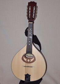 """Mandolin """"Ozark"""" flat back style"""