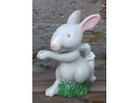 Ceramic 2 piece Whittards rabbit teapot TR4 £8