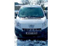 Peugeot Expert Van 2.0l w/ Roof Bars, Re-Map NO VAT
