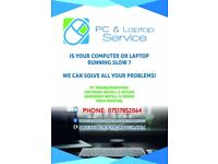 PC & Laptop Service Cheap Repairs fix any issue