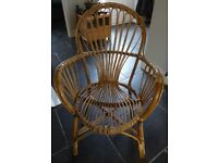 Rattan/Bamboo chair