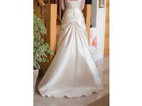 Exclusive Provonias Wedding Dress