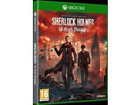 Sherlock holmes devils daughter for xbox one