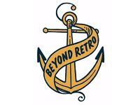 Warehouse Production & Pricing Assistant at Beyond Retro