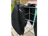 Scotchlite 3m armoured motorcycle jacket