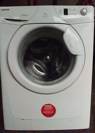 Hoover Optima washing machine. 7kg. 1600 AA. In good working order. Collection from Bedford.