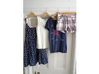 Bundle of Johnnie B clothes (age 13-14)