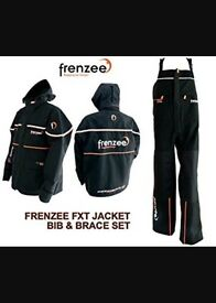 frenzee full clothing set waterproof&windproof