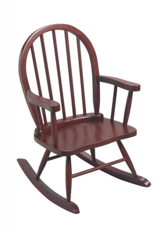 Windsor Rocking Chair | EBay