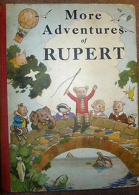 Rupert Bear Annual. 1937.