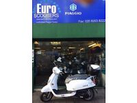 Sym Fiddle III 125cc White *Low finance option available*