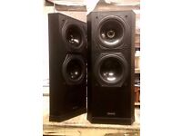 Tannoy 611 Dual Concentric Floorstanding Speakers