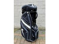 A fantastic NIKE GOLF Cart / Trolley Bag - £90 - CASH ON COLLECTION ONLY