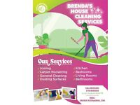 BRENDA´S HOUSE CLEANING SERVICES